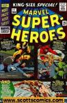 Marvel Super-Heroes (1966 one shot)