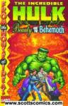 Incredible Hulk Beauty and the Behemoth TPB