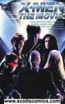 X-Men The Movie TPB