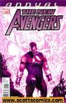 New Avengers (2010 2nd series) Annual