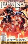 New Avengers Illuminati Secret History (2007 one shot)