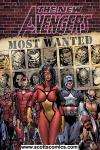 New Avengers Most Wanted Files (2005 one shot)