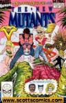 New Mutants (1983 - 1991 1st series) Annual