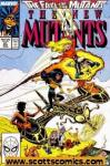 New Mutants (1983 - 1991 1st series)