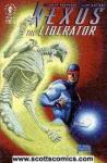 Nexus The Liberator (1992 mini series)