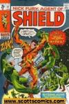 Nick Fury Agent of Shield (1968 - 1971 1st series)