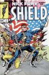 Nick Fury Agent of Shield (1983 baxter reprints)