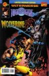 Night Man vs Wolverine (Malibu)