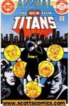 New Teen Titans (1980 1st series) Annual