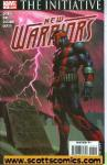 New Warriors (2007 3rd series)