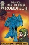 Official How to Draw Robotech (1987 - 1988)