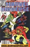 Official Handbook of the Marvel Universe (1983 1st series)
