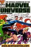 Official Handbook of the Marvel Universe (1985 2nd series)