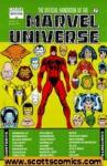 Official Handbook of the Marvel Universe Master Edition (1990)