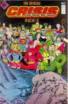Official Crisis on Infinite Earths Index (ICG)