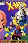Official Marvel Index to the X-Men (1987 1st series)