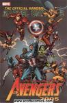 Official Handbook of the Marvel Universe Avengers 2005