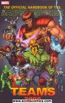 Official Handbook of the Marvel Universe Teams 2005