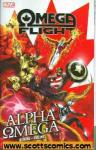 Omega Flight Alpha To Omega TPB