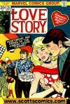 Our Love Story (Marvel) (1969 - 1976)