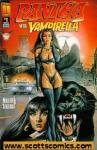 Pantha vs Vampirella (1997 one shot)