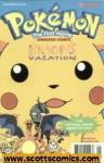 Pokemon Animation Comics Pikachus Vacation (Viz)