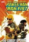 Power Man and Iron Fist Comedy of Death TPB