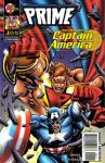 Prime Captain America (Malibu) (1996 one shot)
