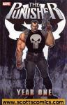 Punisher Year One TPB