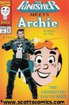 Punisher Meets Archie (1994 one shot)