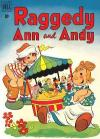 Raggedy Ann and Andy (1946-1949 1st series Dell)