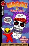 Radiskull and Devil Doll Super Summer Fun Special (2003 one shot) (Devils Due)