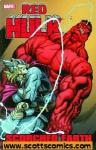 Red Hulk Scorched Earth TPB