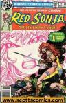 Red Sonja (1977 - 1979 1st series)