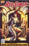 Red Sonja Blue (2011 one shot)