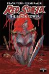 Red Sonja Black Tower (2014 mini series)