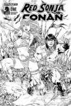Red Sonja Conan (2015 mini series)