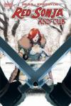 Red Sonja and Cub (2014 one shot)