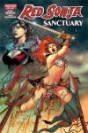 Red Sonja Sanctuary (2014 one shot)