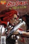 Red Sonja vs Thulsa Doom (Dynamite Entertainment) (2006 mini series)