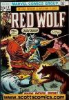 Red Wolf (1972 - 1973)