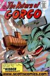 Return of Gorgo (Charlton)