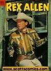 Rex Allen Comics (1951-1959 Dell)