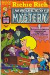 Richie Rich Vault of Mystery (1974-1982)