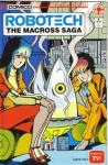 Robotech The Macross Saga (Comico)