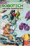 Robotech The New Generation (Comico)