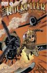 Rocketeer Cargo of Doom (2012 mini series)