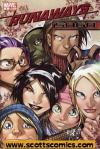 Runaways Saga (2007 one shot)