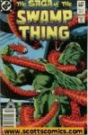 Saga of the Swamp Thing (1982 - 1986)