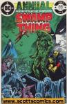 Saga of the Swamp Thing (1982 - 1986) Annual